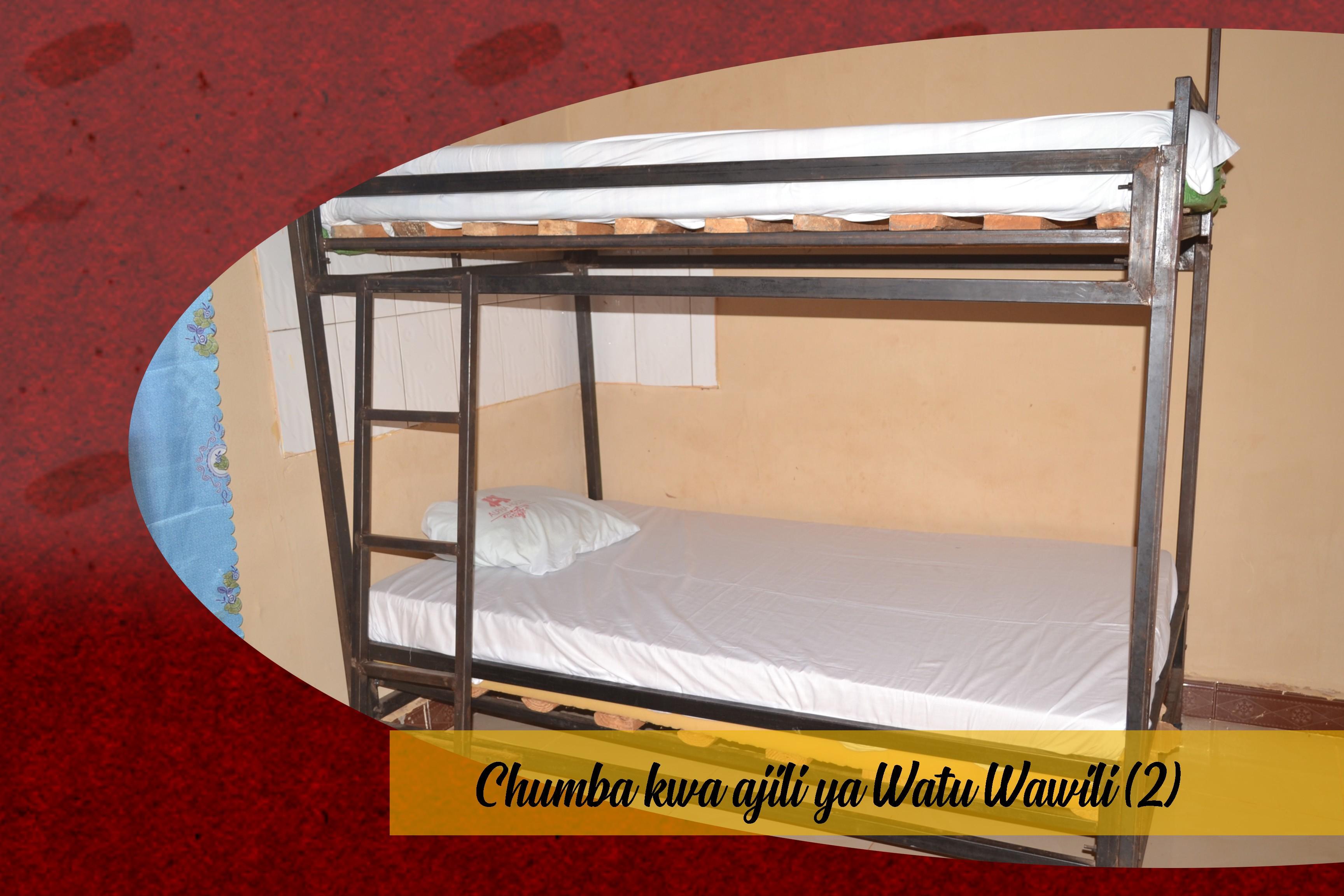 Chumba cha Watu wawili (2)